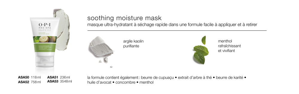 Soothing Moisture<br/>Mask